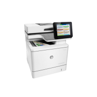 Цветное МФУ HP Color LaserJet Enterprise M577f (B5L47A)