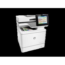 Цветное потоковое МФУ HP Color LaserJet Enterprise M577c (B5L54A)