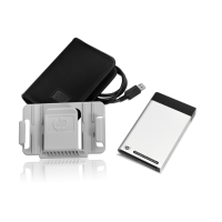 Внешний жесткий диск HP Designjet (CN501A)