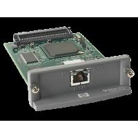 HP J7934G, Сервер печати HP Jetdirect 620n Fast Ethernet for T110, 510, T610, T130, Inkjet 2800, CP6015xx, 5550xx, 4700xx, CP4525xx,  P4515x, P4015xx, P4014xx, P3015xx, 5200xx, M9040 MFP, M9050 MFP