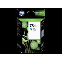 Трехцветный струйный картридж HP 78XL (C6578A)