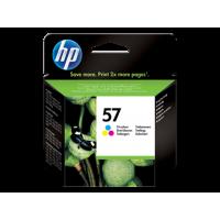 Трёхцветный струйный картридж HP 57 (C6657AE)