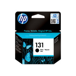 Чёрный струйный картридж HP 131 for HP 6213/7213/2573/1513/2713/460c/2613/9803/C3183/2353/7313, 11 ml, up to 450 pages. (C8765HE)