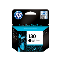 HP 130, Оригинальный струйный картридж HP, Черный (C8767HE)