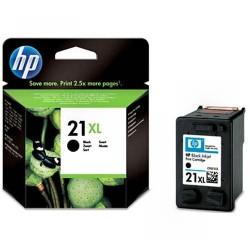 Чёрный струйный картридж HP 21XL (C9351CE)