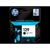 HP 129, Оригинальный струйный картридж HP, Черный (C9364HE)