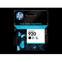 Черный картридж HP 920 Officejet (CD971AE)