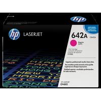 Пурпурный картридж с тонером HP 642A LaserJet (CB403A)