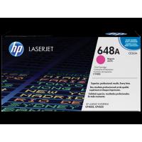 Картридж с тонером HP 648A LaserJet, пурпурный (CE263A)