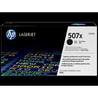 HP CE400X, Картридж с тонером HP 507X LaserJet, черный for Color LaserJet M551//MFP M570/MFP M575, up to 11000 pages.