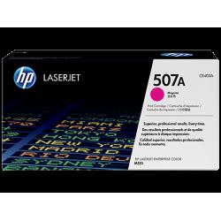 HP CE403A, Картридж с тонером HP 507A LaserJet, пурпурный for Color LaserJet M551/MFP M570/MFP M575, up to 6000 pages.