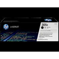 HP 305X, Оригинальный лазерный картридж HP LaserJet увеличенной емкости, Черный for LaserJet Pro 300 Color М351/MFP M375/400 Color M451/MFP M475, up to 4000 pages. (CE410X)