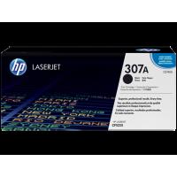 Картридж с тонером HP 307A LaserJet, черный (CE740A)