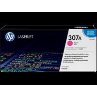 Картридж с тонером HP 307A LaserJet, пурпурный (CE743A)