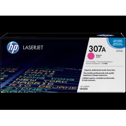 HP 307A, Оригинальный лазерный картридж HP LaserJet, Пурпурный for Color LaserJet CP5225, up to 7300 pages. (CE743A)