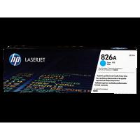 HP 826A, Оригинальный лазерный картридж HP LaserJet, Голубой (CF311A)