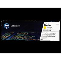 HP 826A, Оригинальный лазерный картридж HP LaserJet, Желтый (CF312A)