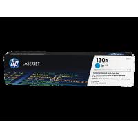HP 130A, оригинальный лазерный картридж HP LaserJet, голубой for Color LaserJet Pro M176n/M177fw, up to 1000 pages. (CF351A)