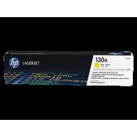 HP 130A, оригинальный лазерный картридж HP LaserJet, желтый for Color LaserJet Pro M176n/M177fw, up to 1000 pages. (CF352A)