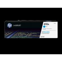 HP 410A, Оригинальный лазерный картридж HP LaserJet, Голубой for Color LaserJet Pro M452/M477, up to 2300 pages (CF411A)
