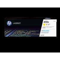 HP 410X, Оригинальный лазерный картридж HP LaserJet увеличенной емкости, Желтый for Color LaserJet Pro M452/M477, up to 5000 pages (CF412X)