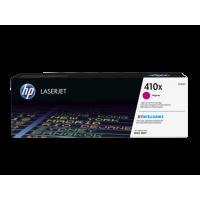 HP 410X, Оригинальный лазерный картридж HP LaserJet увеличенной емкости, Пурпурный for Color LaserJet Pro M452/M477, up to 5000 pages (CF413X)
