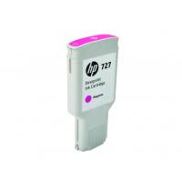HP 727, Струйный картридж DesignJet, 300 мл, Пурпурный (F9J77A)