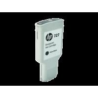 HP 727, Струйный картридж DesignJet, 300 мл, Черный для фотопечати (F9J79A)