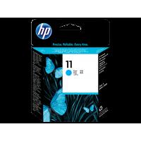 HP 11, Печатающая головка, Голубая for BI 2200/2250, DesignJet  500/800, up to 24000 pages. (C4811A)