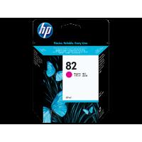 Пурпурный струйный картридж HP 82, 69 мл (C4912A)