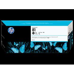 Черный картридж HP 81 на основе красителя, 680 мл (C4930A)