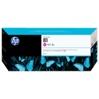 Пурпурный картридж HP 81 на основе красителя, 680 мл for DesignJet 5500/5500ps, 680 ml. (C4932A)
