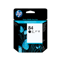 Чёрная печатающая головка HP 84 (C5019A)