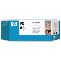 Чёрная печатающая головка HP 90 с устройством очистки for DesignJet 4000/4500. (C5054A)