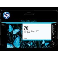 HP 70, Струйный картридж DesignJet, 130 мл, Светло-серый (C9451A)