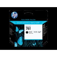HP 761, Печатающая головка HP Designjet, Черная матовая/Черная матовая for Designjet T7100. (CH648A)