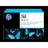 HP 761, Струйный картридж HP Designjet, 400 мл, Серый for Designjet T7100, 400 ml. (CM995A)