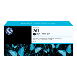 HP 761, Струйный картридж HP Designjet, 775 мл, Черный матовый for Designjet T7100, 775 ml. (CM997A)