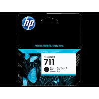 HP 711, Струйный картридж HP, 38 мл, Черный for Designjet T120/T520 ePrinter, 38 ml. (CZ129A)