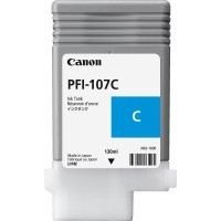 Картридж Canon PFI-107C (6706B001AA)
