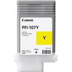 Картридж Canon PFI-107Y (6708B001AA)