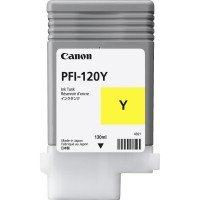 Картридж Canon PFI-120 Yellow (2888C001)