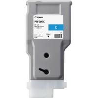 Картридж Canon PFI-207C (8790B001AA)