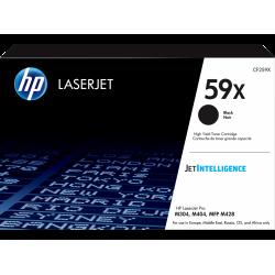 Оригинальный лазерный картридж увеличенной емкости HP LaserJet 59X, черный (CF259X)
