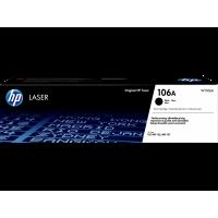 Оригинальный лазерный картридж HP 106A, черный (W1106A)