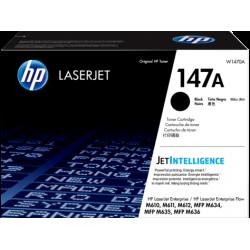 HP 147A, Оригинальный тонер картридж для Лазерного принтера M611/M612/M635/M636 (W1470A)