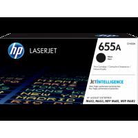 HP LaserJet 655A, Оригинальный лазерный картридж, черный for Color LaserJet M652/M653/M681/M682, up to 12500 pages (CF450A)