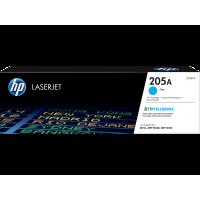 Оригинальный картридж HP LaserJet 205A, голубой for M180n/M181fw, up pages 900 pages (CF531A)