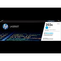 Оригинальный картридж HP LaserJet 203A, голубой for M254/M280/M281, 1300 pages (CF541A)
