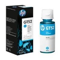 Оригинальная емкость с чернилами HP GT52, голубая (M0H54AE)